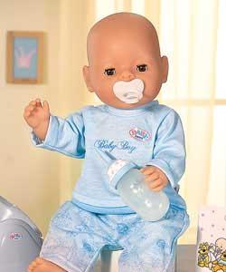 Baby Born Dolls Baby Born Boy With Magic
