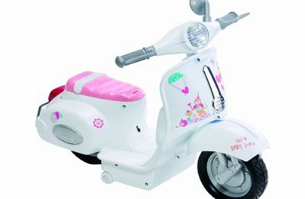 Baby Born can ride around in style with the � Interactive Star Scooter. This retro moped works with the Interactive Baby Born Doll (sold separately) and is the perfect wa (Barcode EAN = 4001167816301). - CLICK FOR MORE INFORMATION