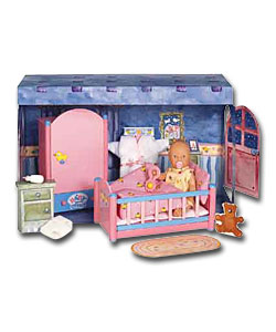 Miniworld Bedroom Set