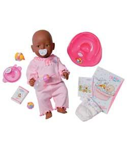 Первые куклы Беби Бон были такими, как на фото - были светленькие и этнические, глазки они не закрывали...
