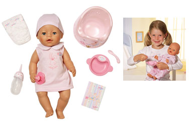 Baby Born Dolls Baby Born With Magic P