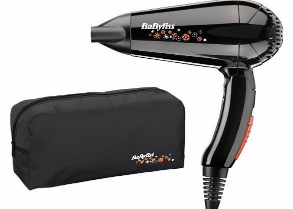 5344U Travel 2000 W Hair Dryer