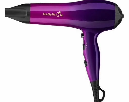 BaByliss  5737BU Ombre Hair Dryer