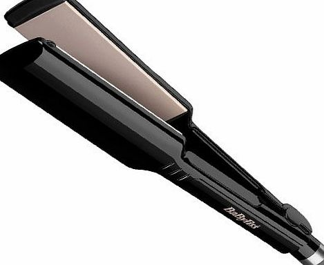 BaByliss Wide Plate Sleek Control Straightener