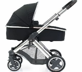 Babystyle Oyster Black Pearl Travel System