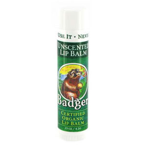 Badger Balm Lip Care Stick 4.2g - Pink Grapefruit