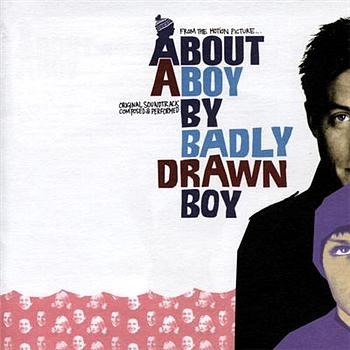 Badly Drawn Boy About A Boy Soundtrack