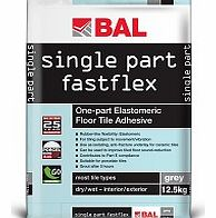 Single Part Fastflex Grey 12.5Kg