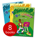 Story and Activity Collection - 8 Books