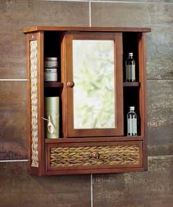 banana leaf storage cabinet dark wood and banana leaf bathroom cabinet
