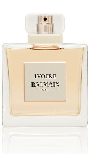 Balmain Ivoire Perfume opens with a burst of orange and mandarin essence that gently illuminates the powdery sweetness of violet leaves. The charismatic floral bouquet of ylang ylang, jasmine and rose with pepper and galbanum envelopes this aerial fr - CLICK FOR MORE INFORMATION