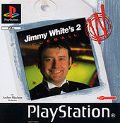 Jimmy White 2 White Label PS1