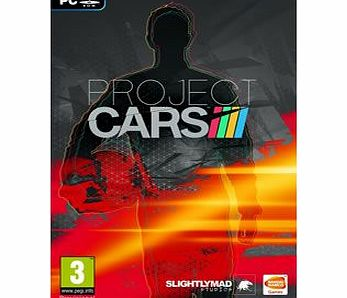 Bandai Namco Project Cars on PC