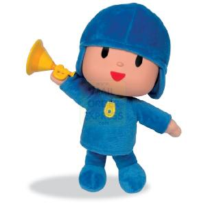 Bandai Pocoyo Musical Plush