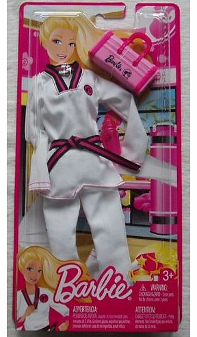 Doll - I Can Be - Judo Clothes - Martial Arts Fashion Outfit W3754