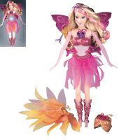 Barbie Fairytopia Glowing Fairy Doll