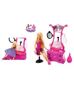 Barbie salons