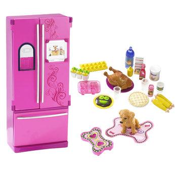 Barbie My House Furniture Dream Refrigerator Review