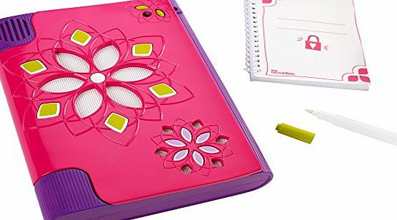 Barbie Password Journal Nine with Invisible Ink and Black Light