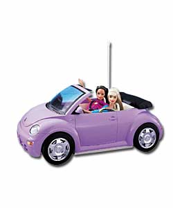 Modelos novos que recuperam antigos for Motorized barbie convertible car