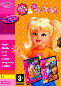 Barbie Shelly Club Pack PC