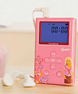 Barbie Shockproof 1GB MP3 Player product image