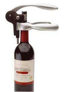 BARCRAFT Cognoscente Lever-Arm Corkscrew Gift