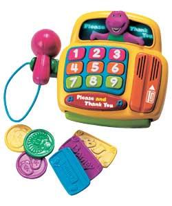 Barney Toys