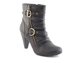 Barratts High Heel Ankle Boot