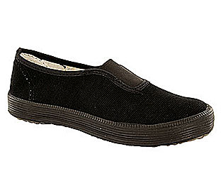 School plimsoleFabric upperSlip on style!Product Name : Plimsole G - CLICK FOR MORE INFORMATION