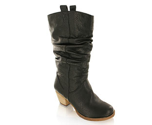 Barratts Trendy Pull On Cowboy Boot