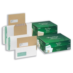 Manilla Envelopes Pocket Peel and