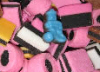 Bassetts Liquorice Allsorts - wonderfully chewy, sometimes slightly coconutty. . . always liquoricy  - CLICK FOR MORE INFORMATION
