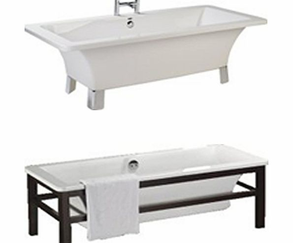 Newbury Traditional Back To Wall Roll Top Bath Suite At: Roll Top Bath