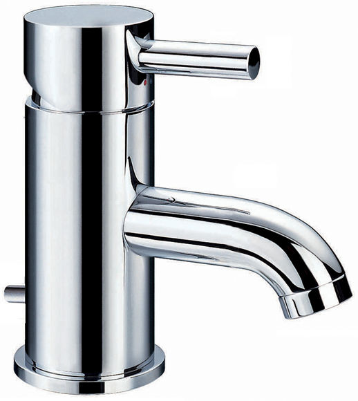 Edgar small single lever basin mixer with