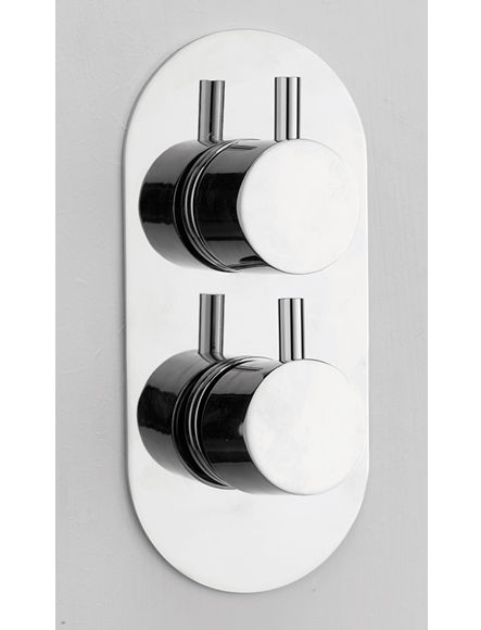 Eternity Dual Control Thermostatic Shower Valve