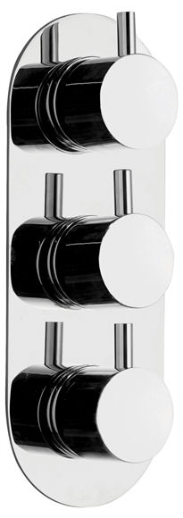 Eternity Triple Control Thermostatic Shower Valve