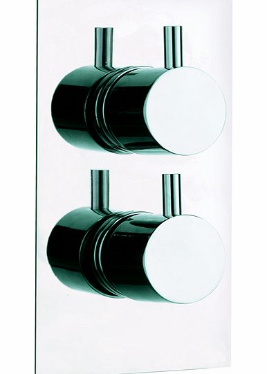West Bound Wall Mounted Thermostatic Valve