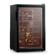 Baumatic BFW440 44 Bottle Dual Temperature Electronic Wine Cooler