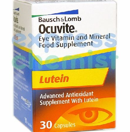 Ocuvite capsules