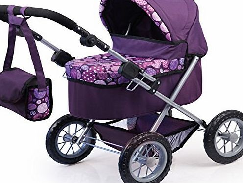 Bayer Design 1309400 Trendy Dolls Pram