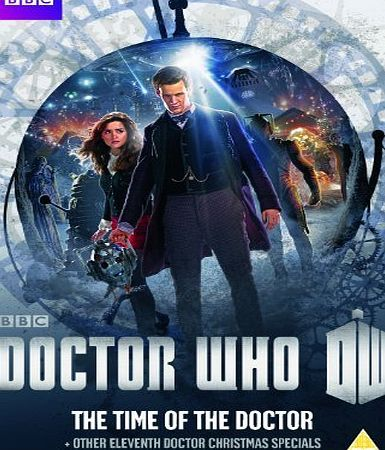 BBC Doctor Who - The Time of the Doctor amp; Other Eleventh Doctor Christmas Specials [DVD]