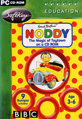 BBC Multimedia Noddy The Magic Of Toy Town PC