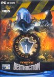 BBC Multimedia Robot Wars Arenas of Destruction PC