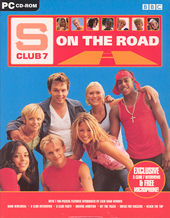 BBC Multimedia S Club 7 On The Road PC