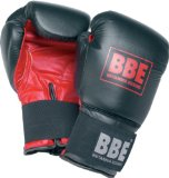 BBE York Ring Trainer Leather Gloves 12oz