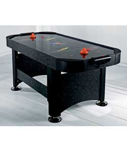 Bce 6ft De Luxe Air Hockey Table Review Compare Prices Buy Online
