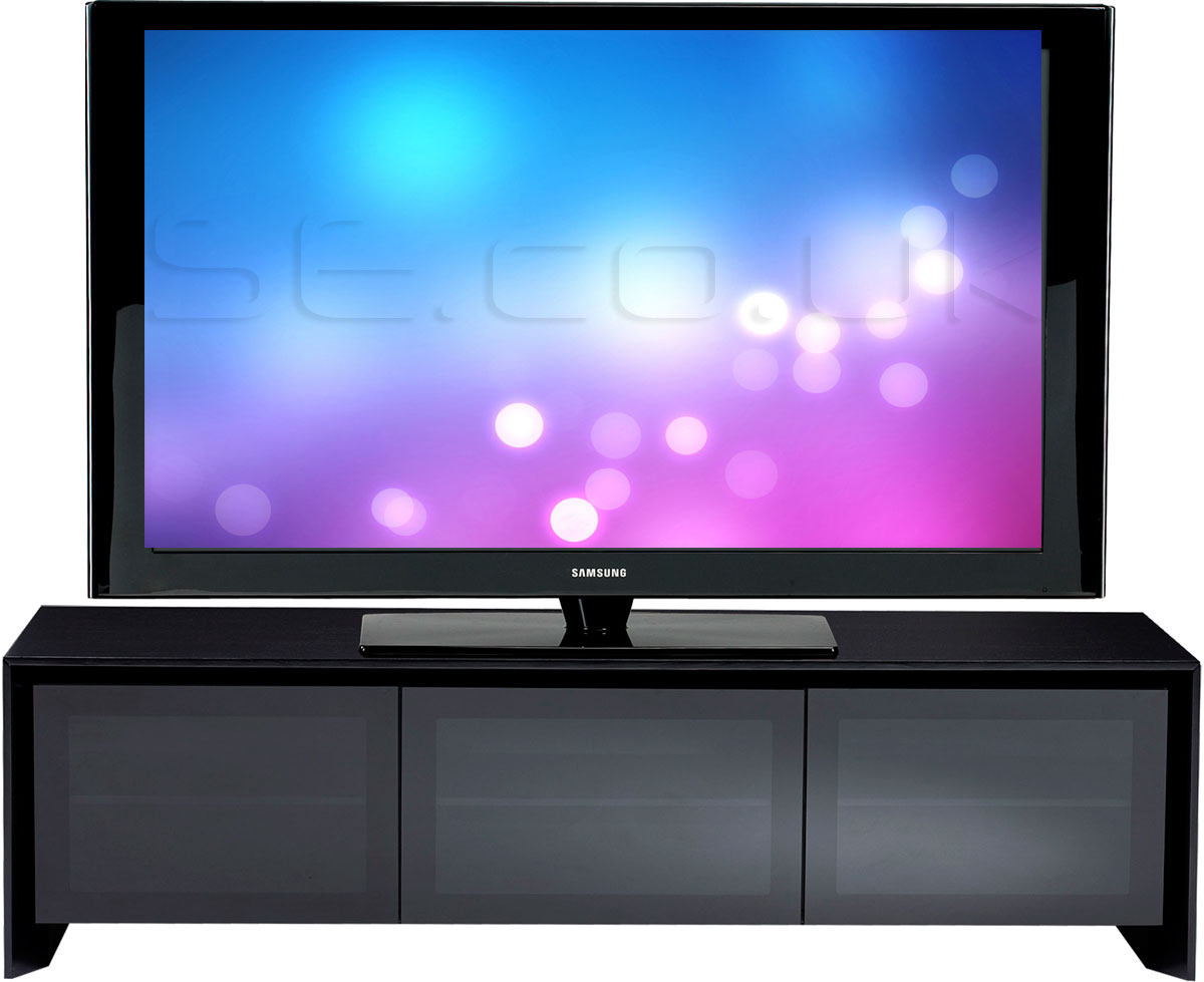 Led Tv Cabinet And Home Theater System And Big Window And Wooden Fl . Full resolution  picture, nominally Width 1200 Height 979 pixels, picture with #0190CA.
