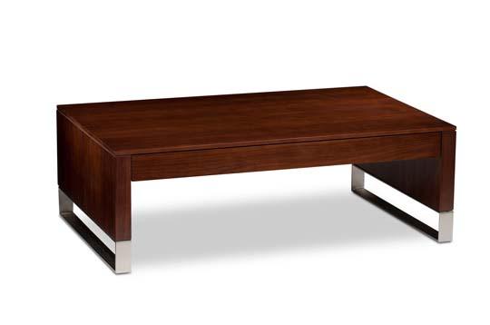veneer nest of tables : bdi cascadia 1742 coffee table espresso oak from www.comparestoreprices.co.uk size 540 x 358 jpeg 22kB