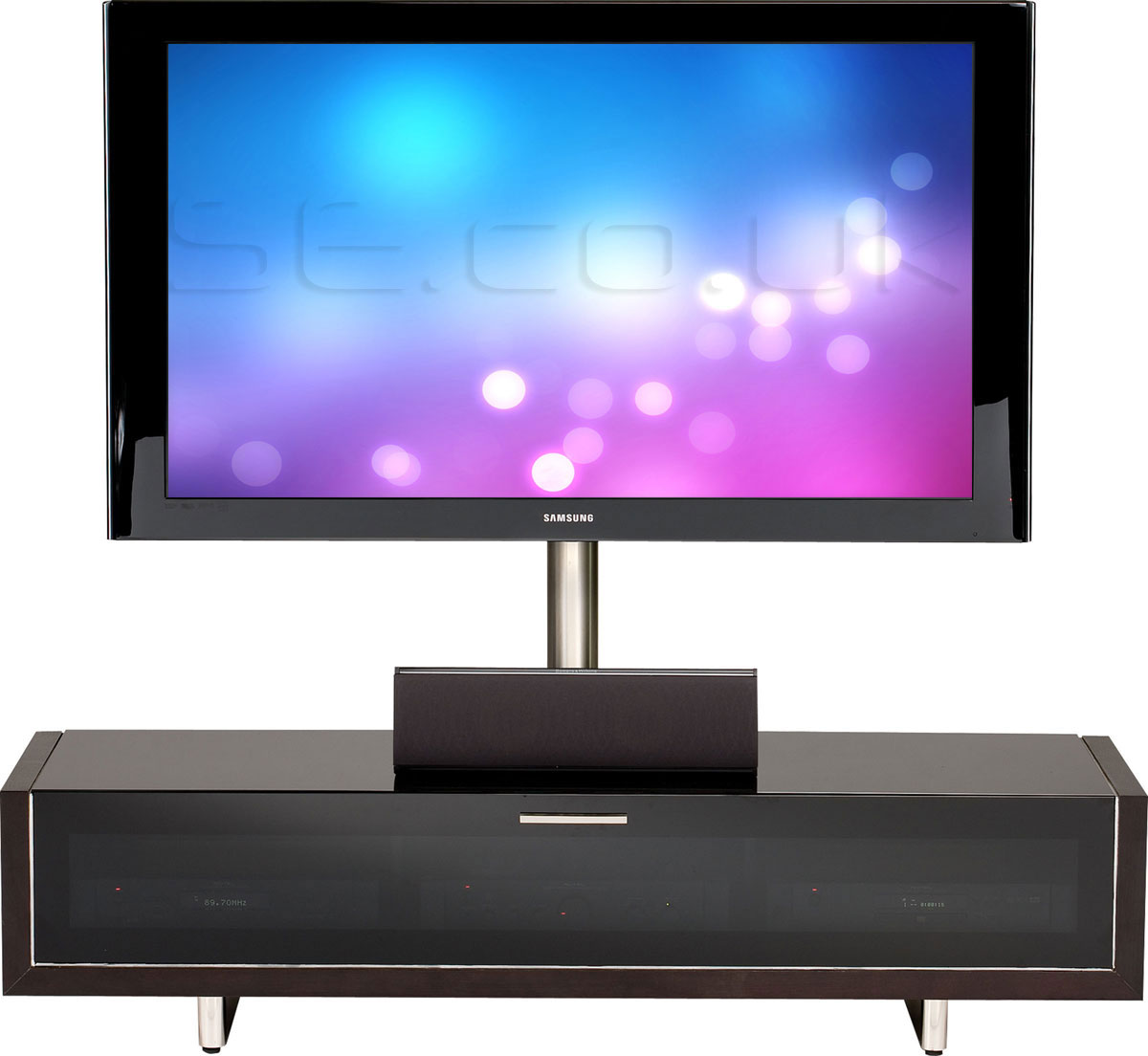 Led Tv Stand Images : BDI Odeon 9940 Oak LED and LCD TV Stand `Odeon